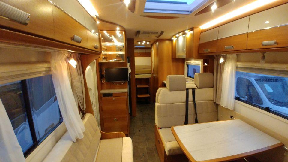 dethleffs esprit comfort a 7870 2 als alkoven in m lheim an der ruhr bei. Black Bedroom Furniture Sets. Home Design Ideas
