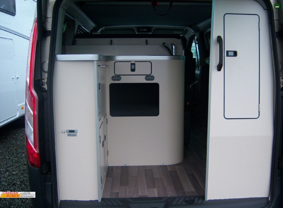 ford transit custom nugget aufstelldach als kastenwagen in. Black Bedroom Furniture Sets. Home Design Ideas