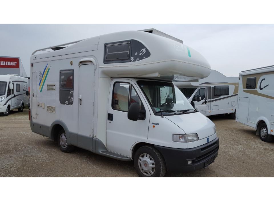Knaus Traveller 500 Als Alkoven In Sulzemoos Bei Caraworld De