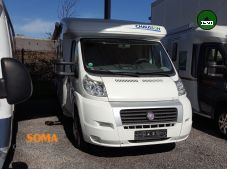 Chausson Welcome 76 / 2er FH / SAT / TV / MARKISE