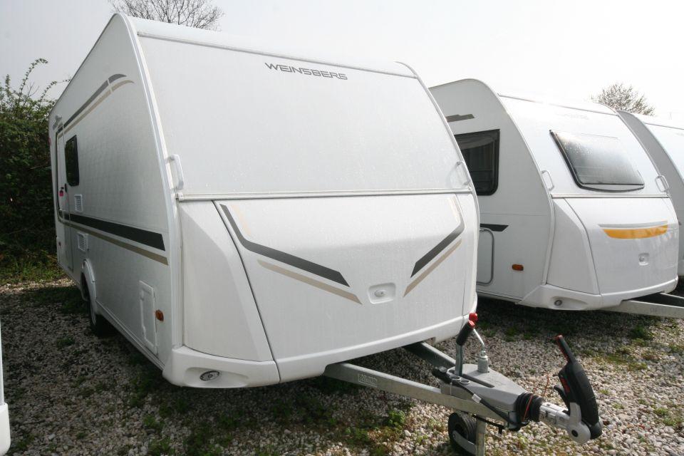 Weinsberg CaraOne 500 FDK Umfangreiche Ausstattung! - Bild 3