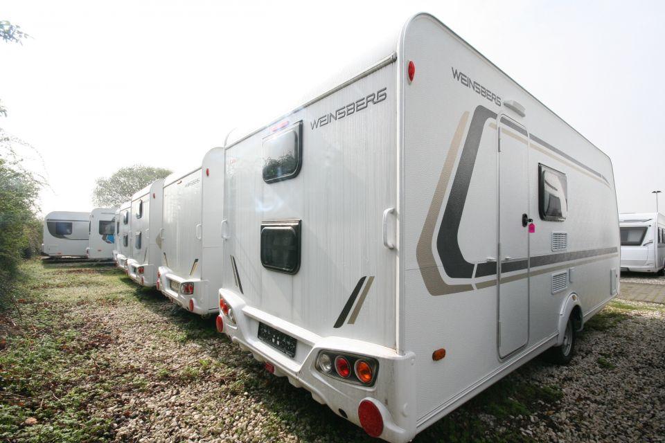 Weinsberg CaraOne 500 FDK Umfangreiche Ausstattung! - Bild 4