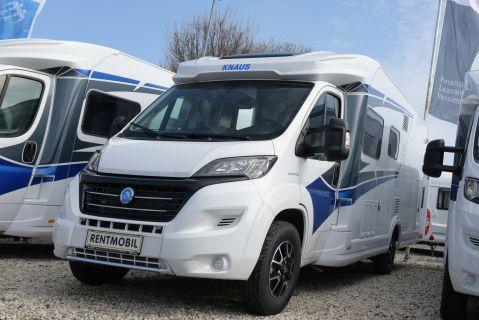 Knaus TI 700 MEG erstklassiges Reisemobil