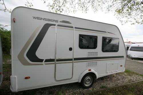 Weinsberg CaraOne 400 LK gerne erst Probemieten