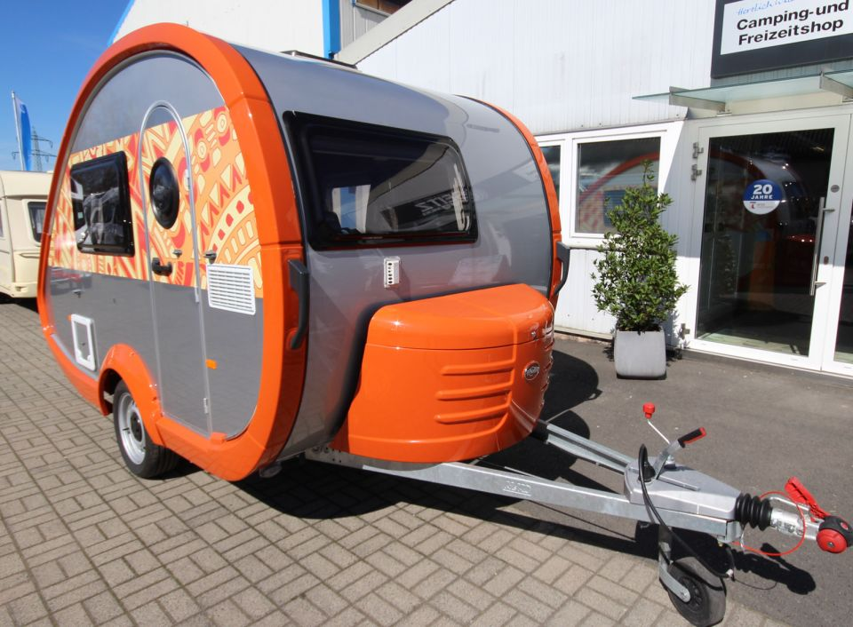 T@B 320 RS Mexican Sunset als Pickup-Camper in Fulda bei caraworld.de