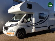 Soma Camp A 700 HB  2018 / CHASSIS-P.