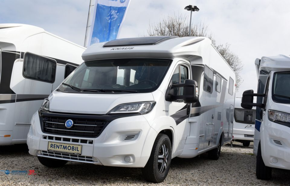 Knaus Sun TI 700 MEG Platinum Selection Traction Plus, LED Tagfahrl. - Bild 1