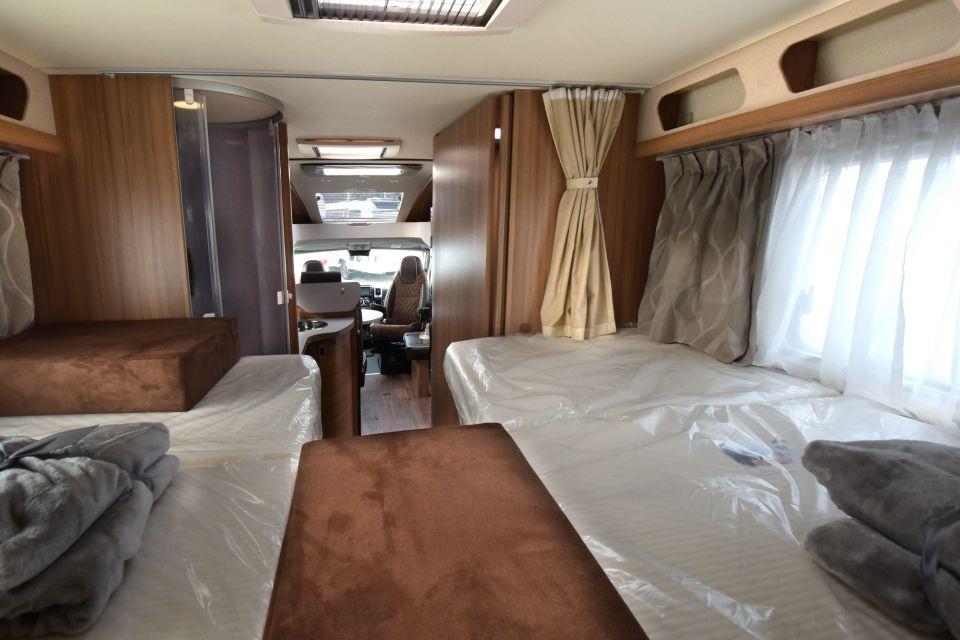 Knaus Sun TI 700 MEG Platinum Selection 4 Tonnen Heavy Fahrwerk - Bild 11