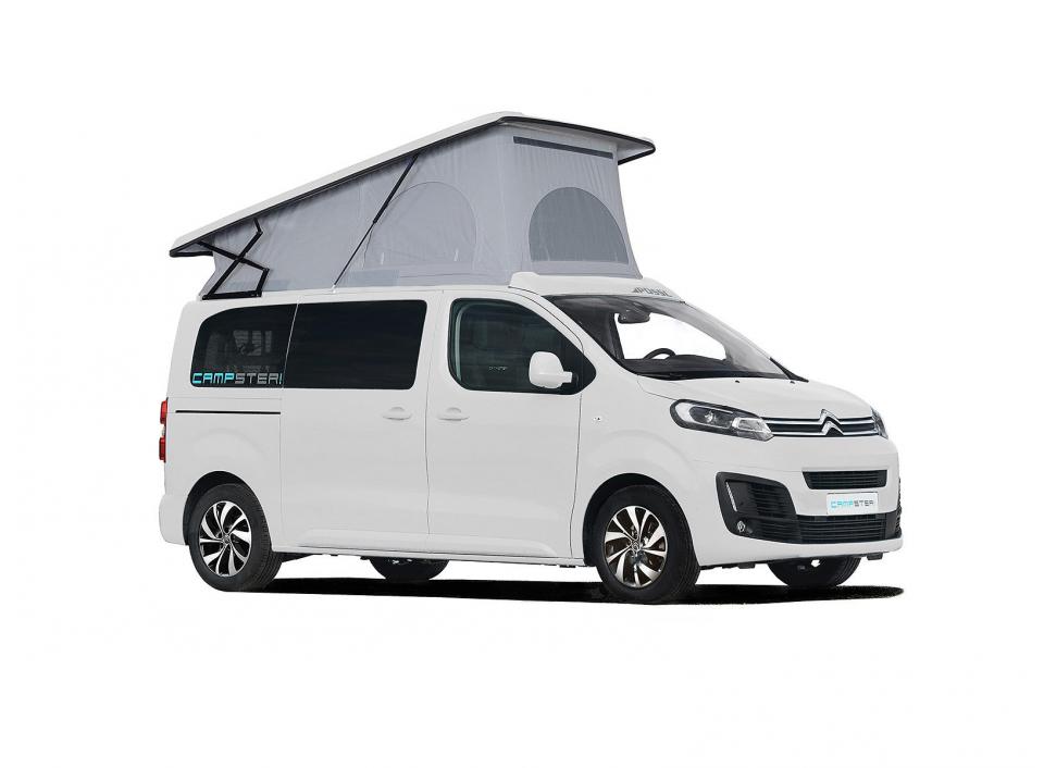 p ssl campster campster als campervan in sulzemoos bei. Black Bedroom Furniture Sets. Home Design Ideas