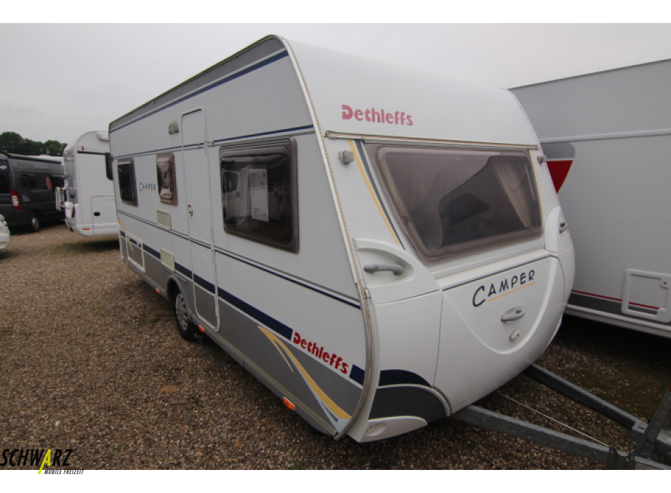 dethleffs camper 510 v als pickup camper in kayhude bei. Black Bedroom Furniture Sets. Home Design Ideas