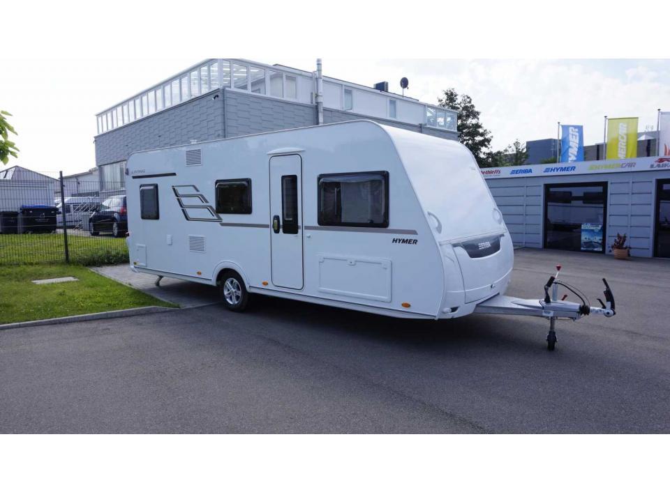 hymer eriba living 565 als pickup camper in sindelfingen. Black Bedroom Furniture Sets. Home Design Ideas