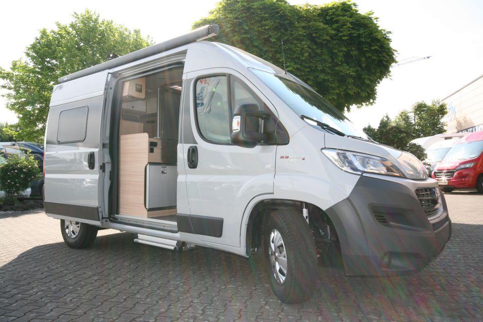 Bürstner City Car C 540 Euro 6/Rahmenfenster uvm. - Bild 1