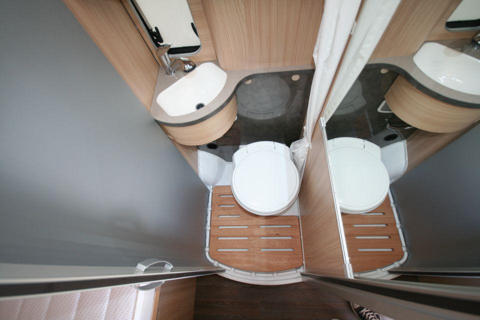 Bürstner City Car C 540 Euro 6/Rahmenfenster uvm. - Bild 7