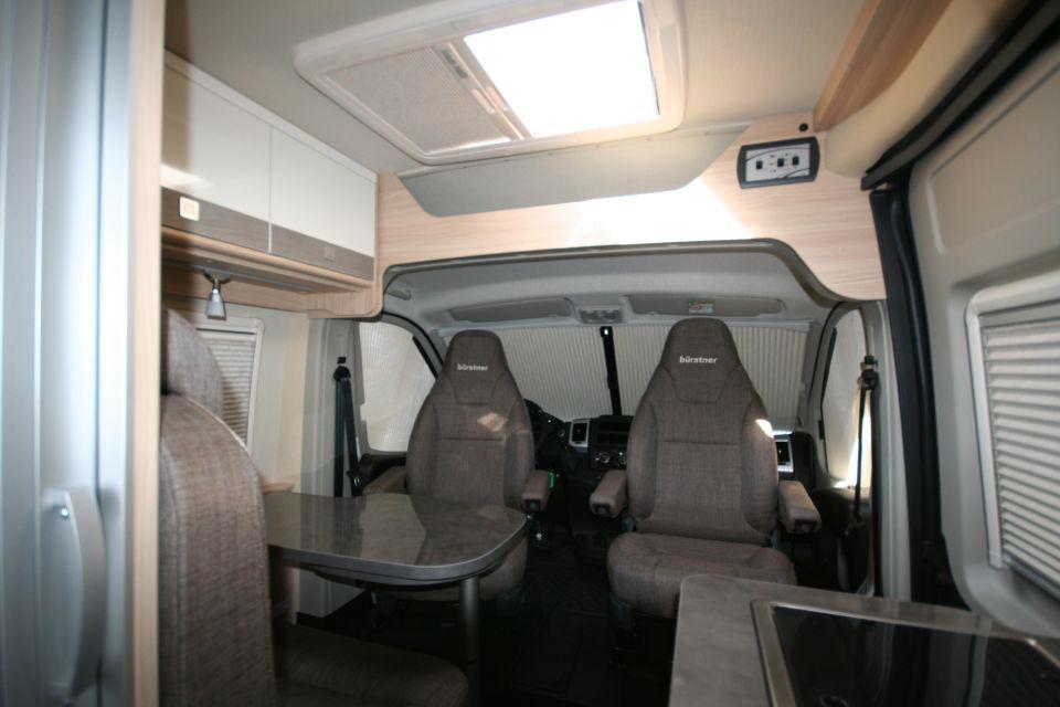 Bürstner City Car C 540 Euro 6/Rahmenfenster uvm. - Bild 9