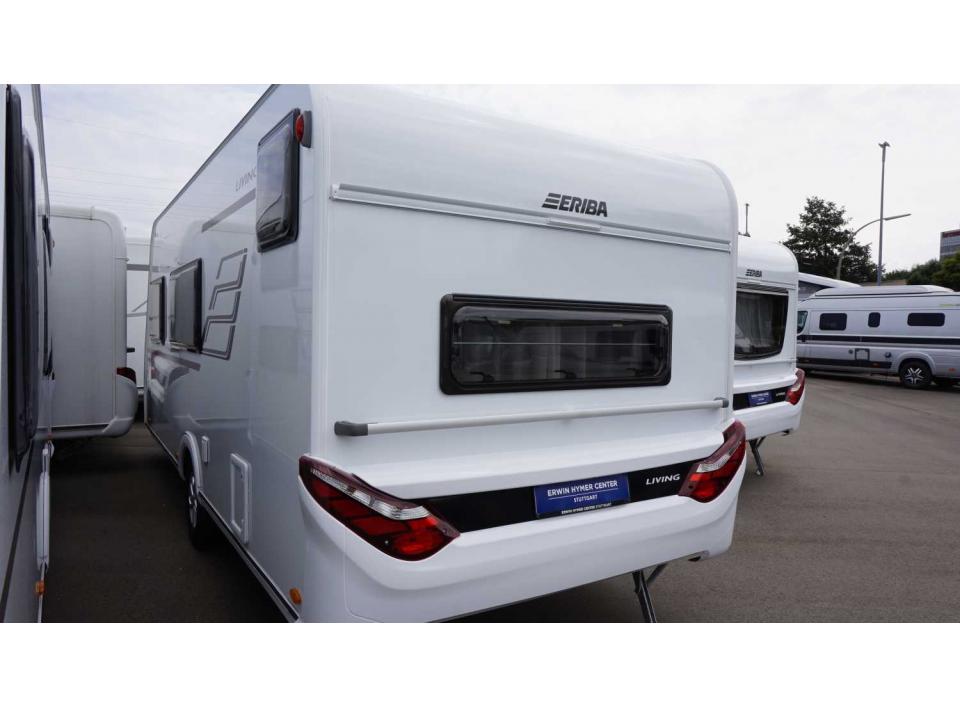 hymer eriba living 525 als pickup camper in sindelfingen. Black Bedroom Furniture Sets. Home Design Ideas