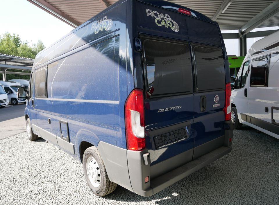 roadcar r 600 als kastenwagen in bremen bei. Black Bedroom Furniture Sets. Home Design Ideas