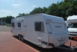 Wohnwagen Mit Doppel Etagenbett : Dethleffs camper 700 mk angebote bei caraworld.de