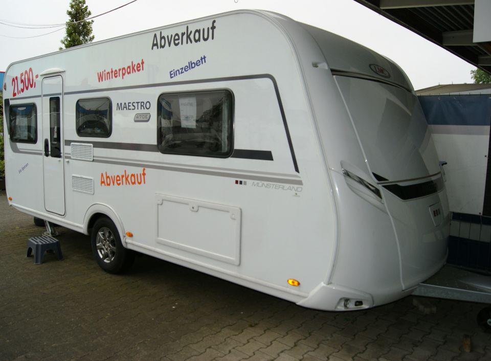 LMC Maestro 470 E als Pickup-Camper in Paderborn bei caraworld.de