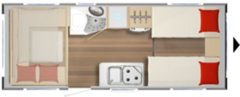 Bürstner Averso Plus 520 TL Modell 2020