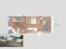 Wohnwagen Doppelbett Etagenbett : Mietwohnwagen camping und ferienpark wulfener hals