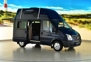 campingbus ford nugget ford nugget kompakter campingbus. Black Bedroom Furniture Sets. Home Design Ideas