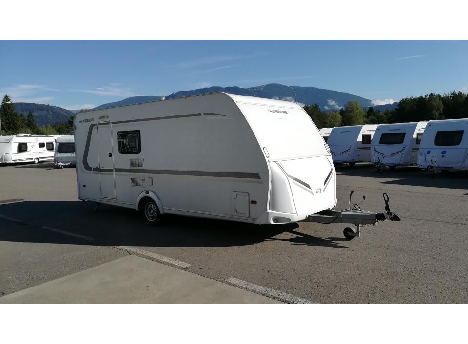 Wohnwagen Dreifach Etagenbett : Weinsberg caraone 500 fdk als pickup camper in villach bei caraworld.de