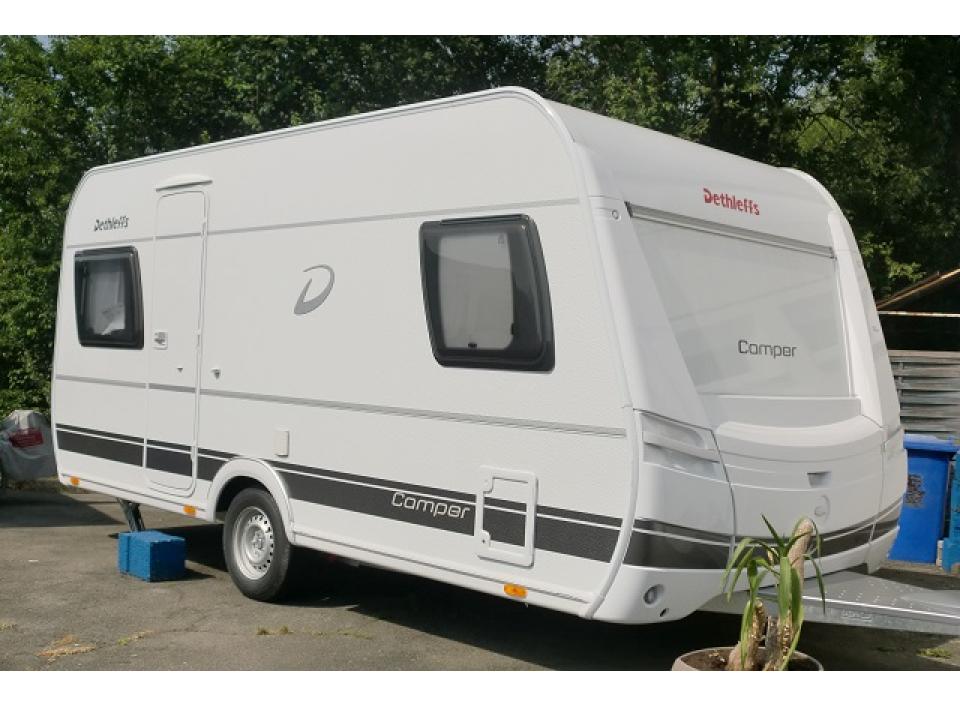 dethleffs camper 450 fr als pickup camper in passau bei. Black Bedroom Furniture Sets. Home Design Ideas