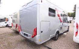 Bürstner Ixeo T 736 IT 736 Mod 2019  Hubbett / Silber