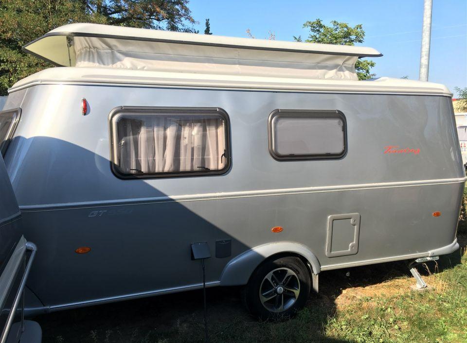 hymer eriba touring troll 550 als pickup camper in dresden. Black Bedroom Furniture Sets. Home Design Ideas