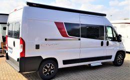 Bürstner City Car C 602 *Reisefertig 2021*