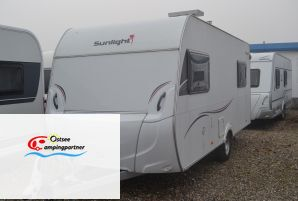 Wohnwagen Sunlight Etagenbett : Sunlight a autosat gr kühlschrank markise pers wohnwagen