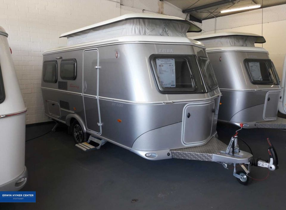 hymer eriba touring troll 530 gt als pickup camper in. Black Bedroom Furniture Sets. Home Design Ideas