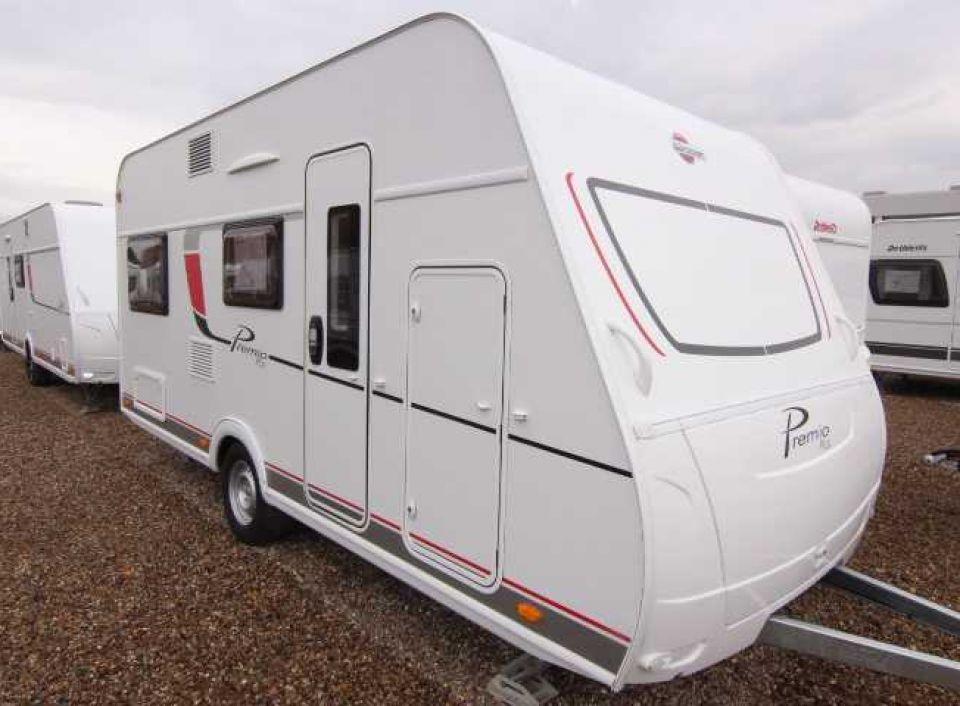 b rstner premio plus 440 tk als pickup camper in kayhude. Black Bedroom Furniture Sets. Home Design Ideas