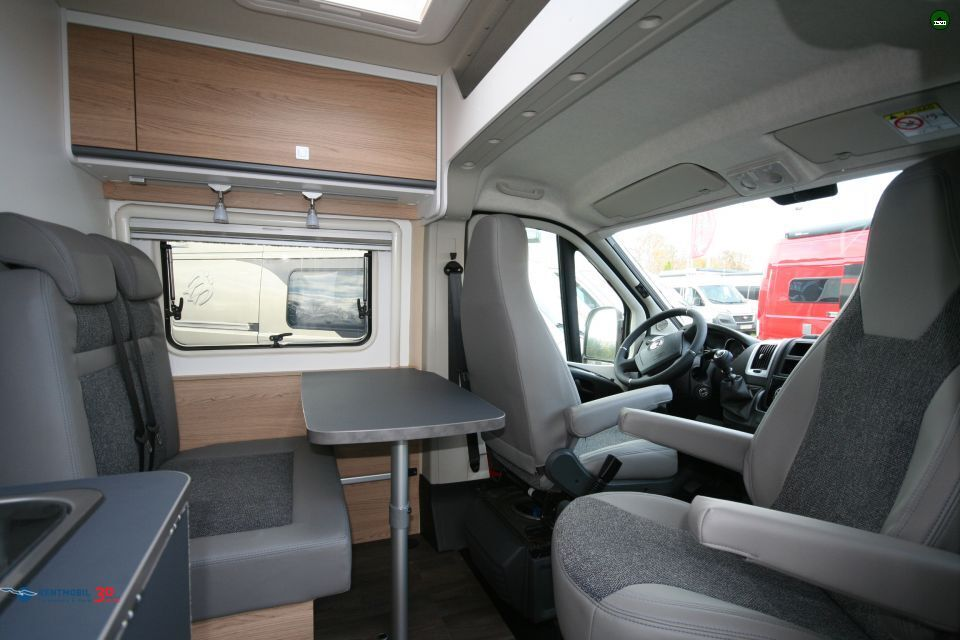 Sunlight Camper Van Cliff 600 Sondermodell Mainstream - Bild 7