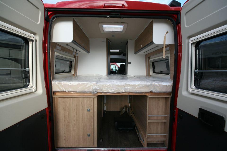 Sunlight Camper Van Cliff 600 Sondermodell Mainstream - Bild 9