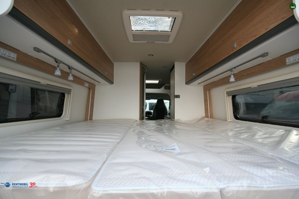Sunlight Camper Van Cliff 640 Markise, Rahmenfenster - Bild 5
