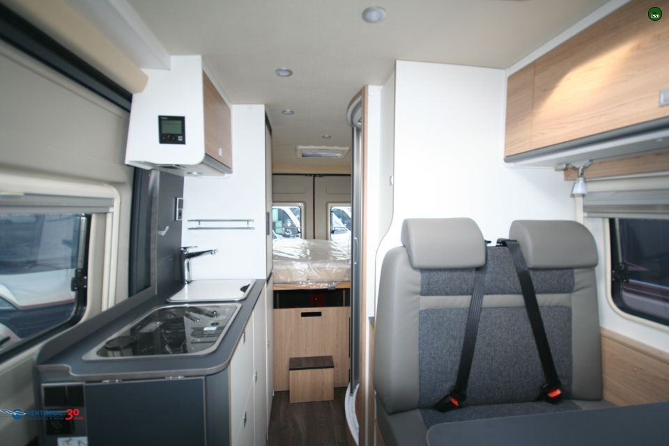 Sunlight Camper Van Cliff 640 Markise, Rahmenfenster - Bild 8