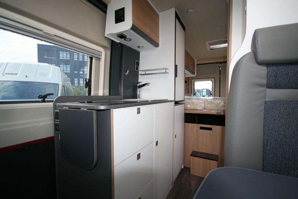 Sunlight Camper Van Cliff 640 Markise, Rahmenfenster - Bild 10