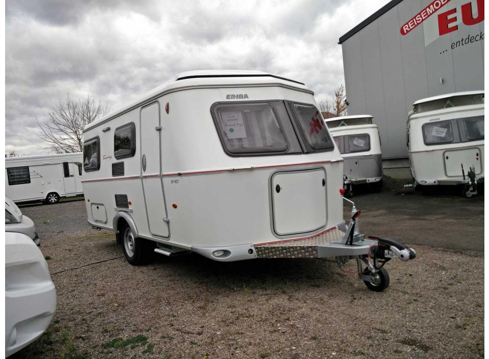 hymer eriba touring troll 540 als pickup camper in. Black Bedroom Furniture Sets. Home Design Ideas
