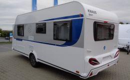 Knaus Sport 500 FU Silver Selection