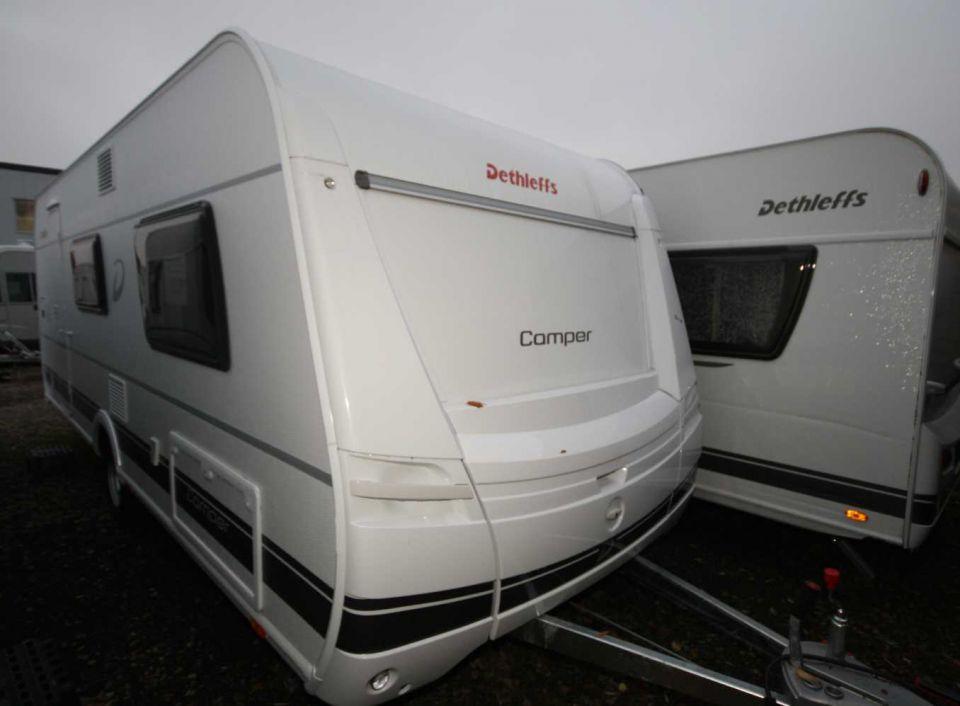 dethleffs camper 530 fsk als pickup camper in wiesbaden. Black Bedroom Furniture Sets. Home Design Ideas