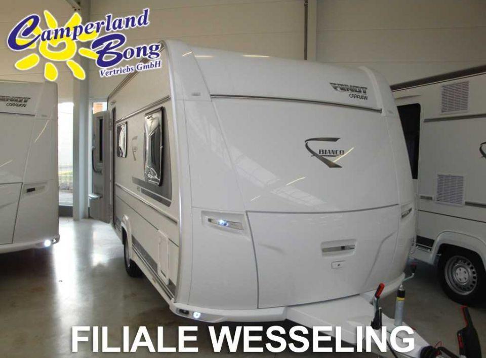 40d62b4df32593 Fendt Bianco Selection 435 SF als Pickup-Camper in Wesseling bei ...
