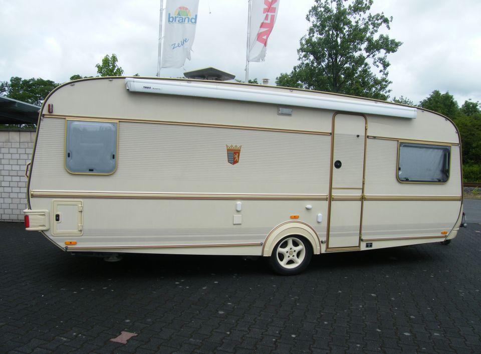 Tabbert Diadem 560 Htd Als Pickup Camper In Rheinbach Bei Caraworldde