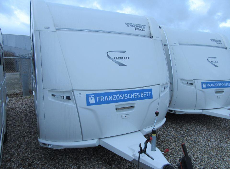 6620ede6e72104 Fendt Bianco Selection 435 SF als Pickup-Camper in Bocholt bei ...