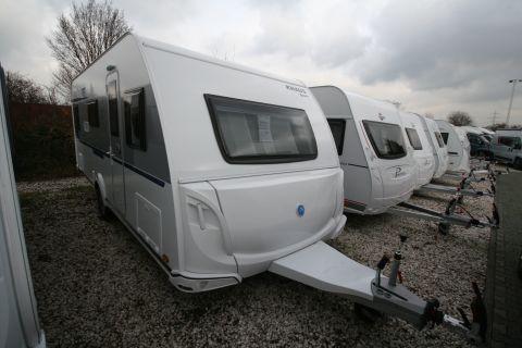 Knaus Sport 580 QS Silver Selection mit beliebtem Grundriss