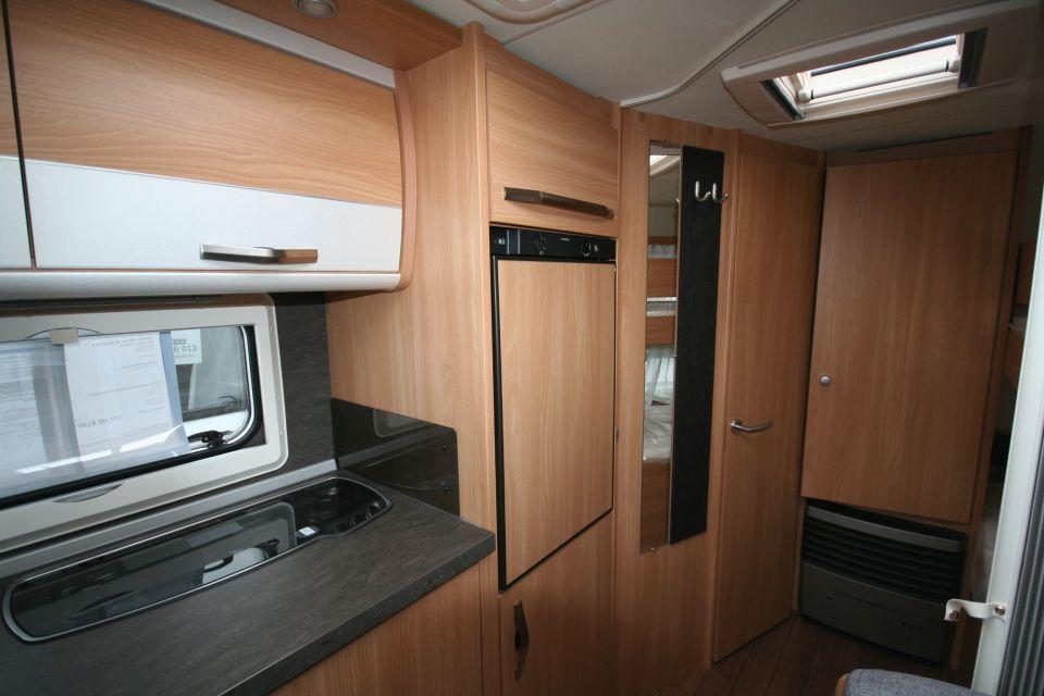 Knaus Südwind 580 QS Flachbildschirm & Alufelgen - Bild 8