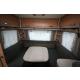 Knaus Sport 450 FU komfortable U-Sitzgruppe - Bild 11