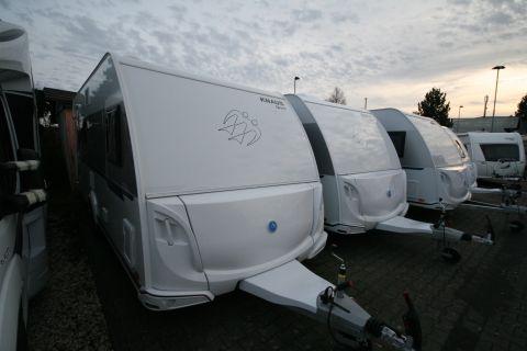 Knaus Sport 540 FDK Silver Selection viel Ausstattung