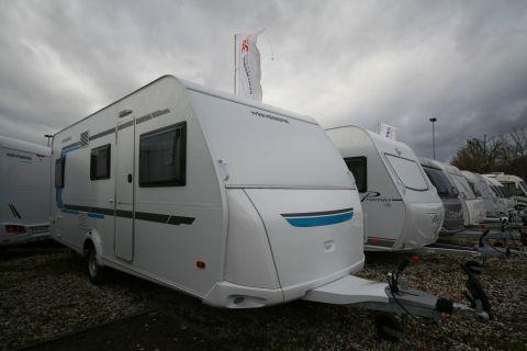 Weinsberg CaraTwo 500 QDK 1700 KG / T-Fenster