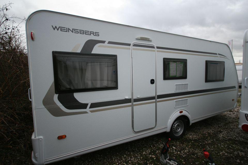 Weinsberg CaraOne 500 XU mit edlem Queensbett und mehr - Bild 3
